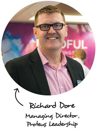 Richard Dore - MD, Proteus Leadership