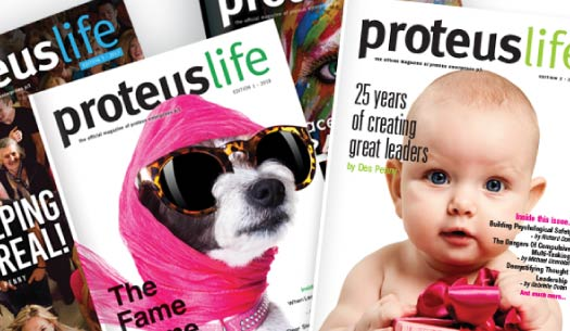 ProteusLife Magazine Feedback