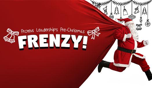 Pre-Christmas Frenzy