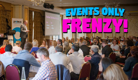 Events Only Frenzy