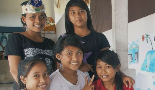 Supporting A Bali Orphanage