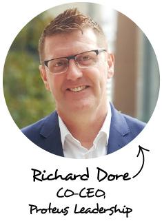 Richard Dore - CO-CEO, Proteus Leadership