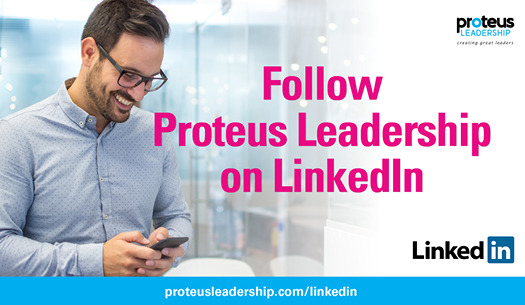 Follow Proteus On LinkedIn