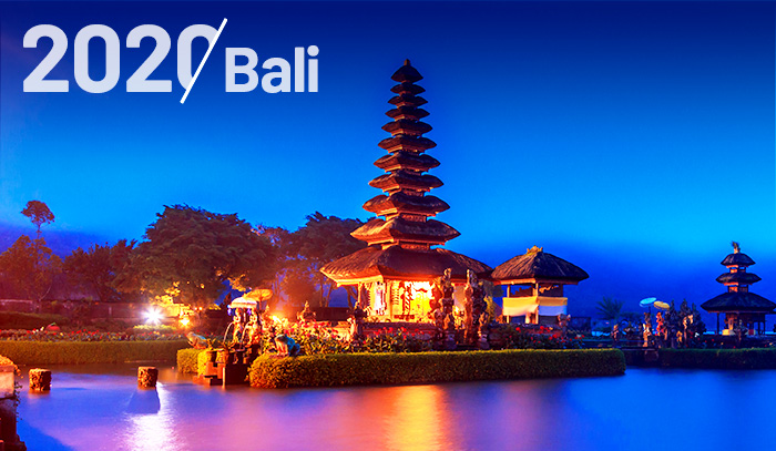 Bali 2020 - New Program
