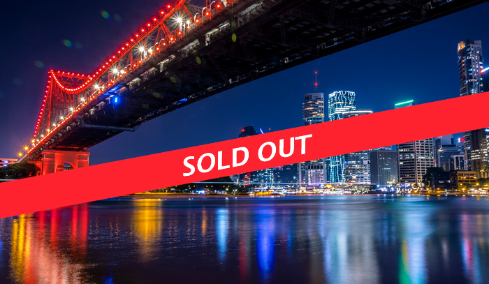 LIAS Program Sells Out In Brisbane