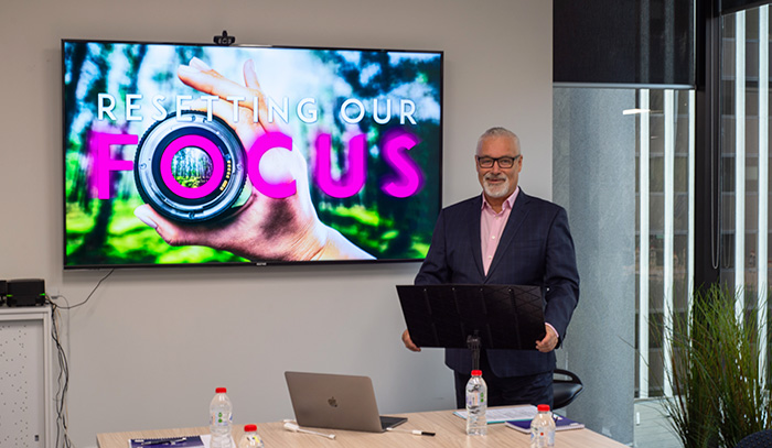 In-House Innovation And Strategy Day At Proteus