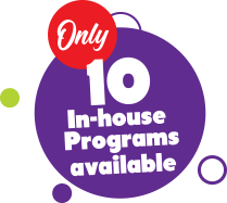 Only 10 Programs Available